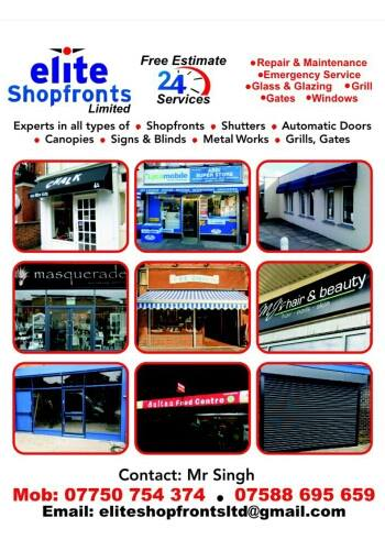 elite Shopfronts Ltd.