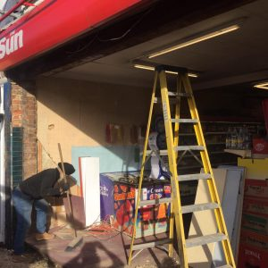 Shopfront and Shutter Repairs in London